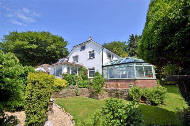 5 Bedrooms Detached House for sale in Launceston Road, Callington, Cornwall