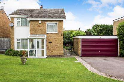 3 Bedrooms Detached House for sale in Linden Grove, Mountsorrel, Loughborough, Leicestershire