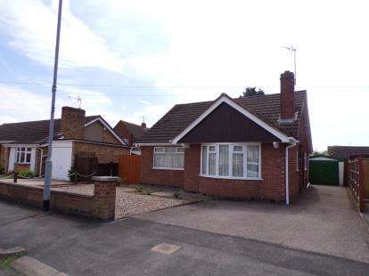 2 Bedrooms Bungalow for sale in Anglesey Road, Wigston, Leicester, Leicestershire