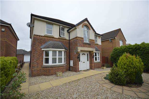 4 Bedrooms Detached House for sale in Homestead Close, Frampton Cotterell