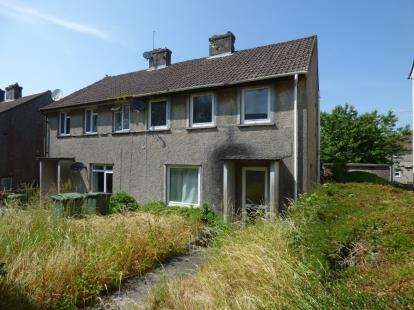 3 Bedrooms Semi Detached House for sale in Weston Mill, Plymouth, Devon