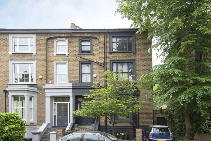 4 Bedrooms House for sale in Richmond Road, London, E8