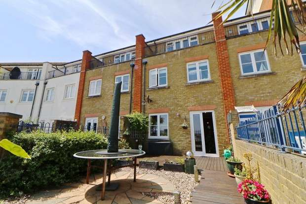 4 Bedrooms Town House for sale in San Juan Court, Sovereign Harbour South, Eastbourne, BN23