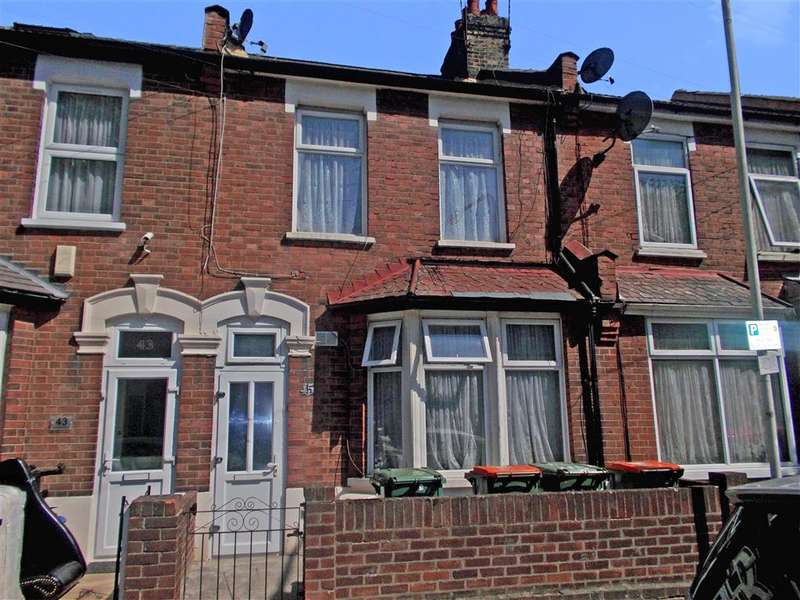1 Bedroom Ground Flat for sale in Springfield Road, , East Ham, London