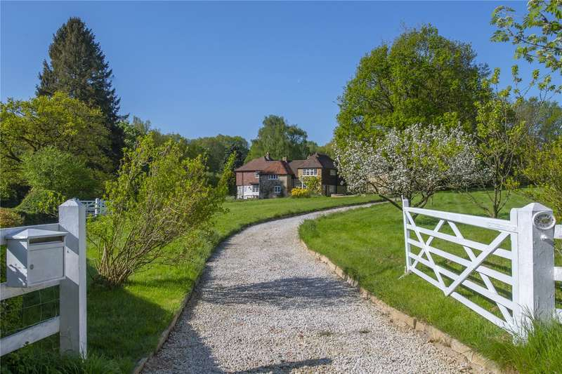 5 Bedrooms Detached House for sale in Frog Hole Lane, Five Ashes, Mayfield, East Sussex, TN20