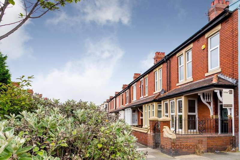 4 Bedrooms End Of Terrace House for sale in Norwood Avenue, Heaton
