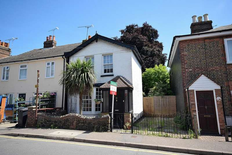 2 Bedrooms Detached House for sale in Wantz Road, Maldon, Essex, CM9