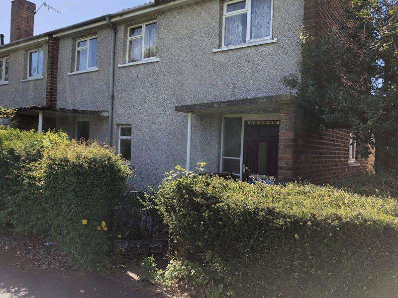 3 Bedrooms Semi Detached House for sale in Dykes Walk, Newton Aycliffe - For Sale By Auction