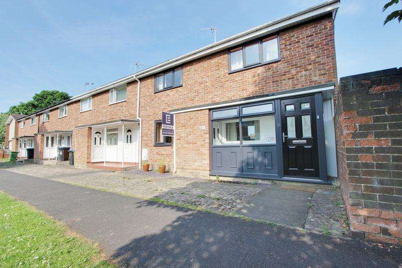 2 Bedrooms Terraced House for sale in St. Aidans Walk, Newton Aycliffe