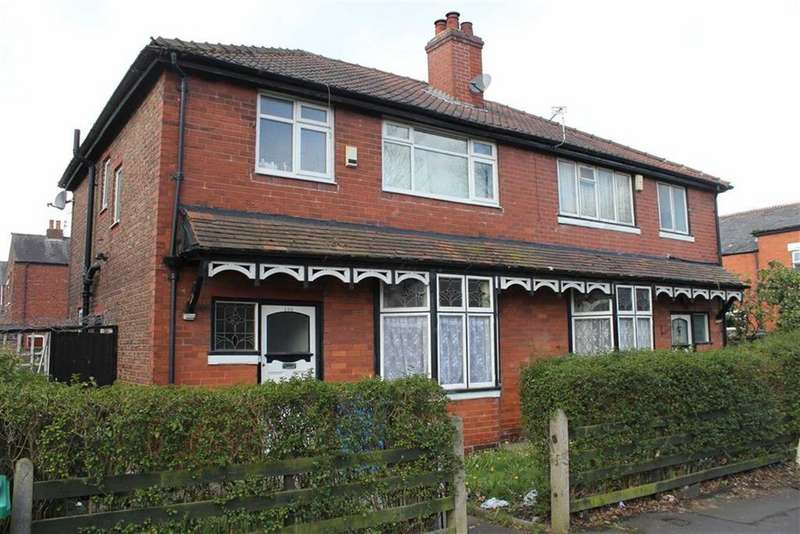 3 Bedrooms Semi Detached House for sale in Hamilton Road, Longsight, Manchester