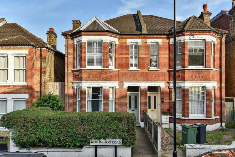 4 Bedrooms Terraced House for sale in Wolfington Road, West Norwood