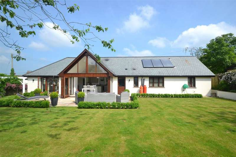 3 Bedrooms Detached Bungalow for sale in Frithelstock, Torrington