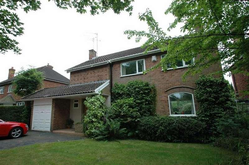 4 Bedrooms Detached House for sale in Curzon Park South, Curzon Park, Chester