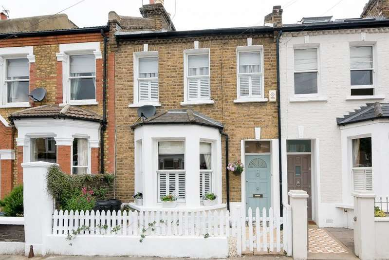 3 Bedrooms Terraced House for sale in Franche Court Road, Earlsfield