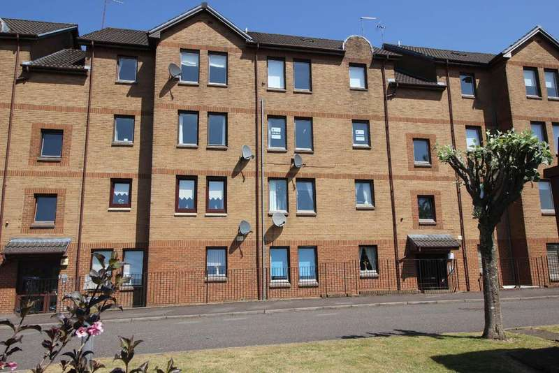 2 Bedrooms Flat for sale in Flat 6, 27 Second Avenue, Clydebank, G81 3AB