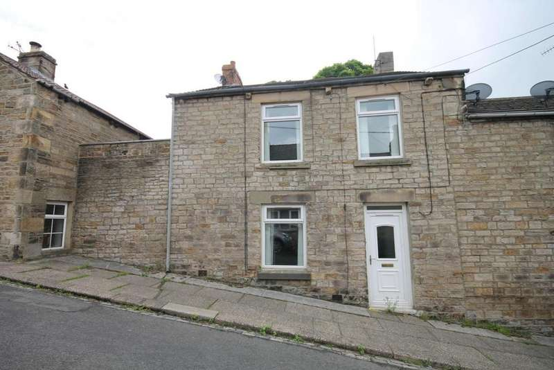 3 Bedrooms House for sale in Martin Street, Stanhope, Bishop Auckland