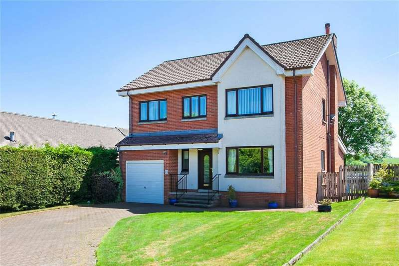 4 Bedrooms Detached House for sale in Fairfield Drive, Clarkston, Glasgow