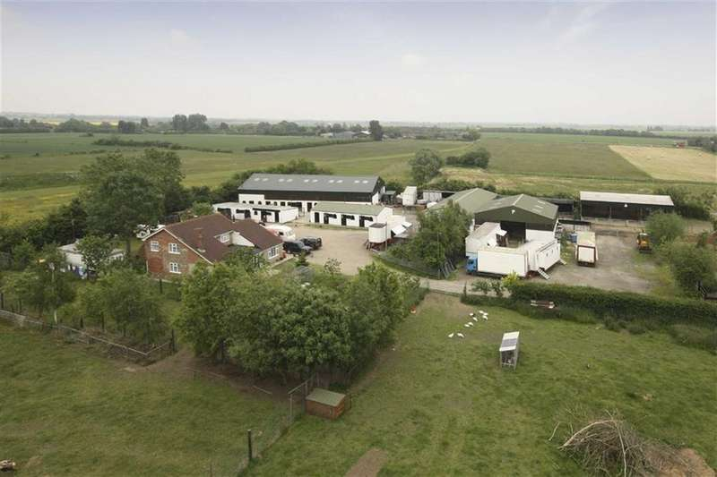 4 Bedrooms Detached House for sale in Hagnaby Lane, Keal Cotes, Spilsby, Lincolnshire