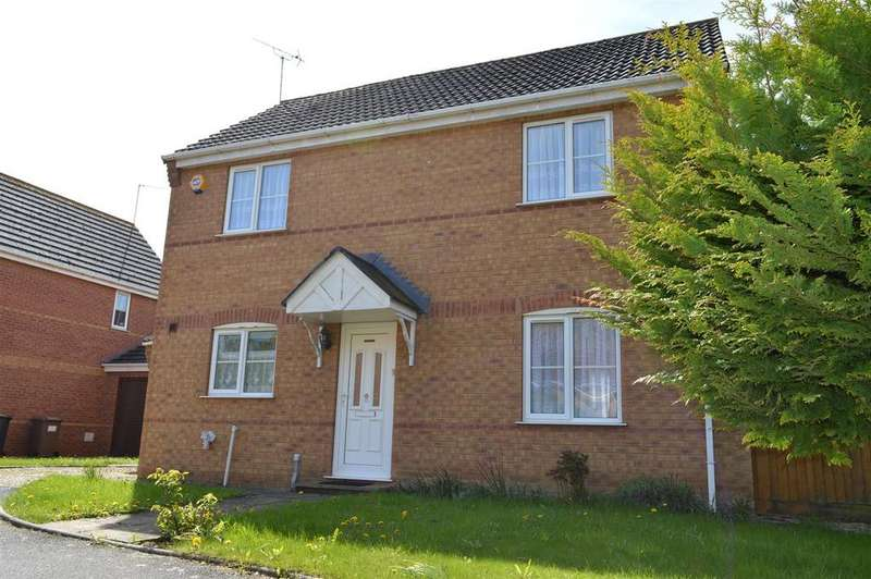 3 Bedrooms Detached House for sale in Beech Rise, Sleaford