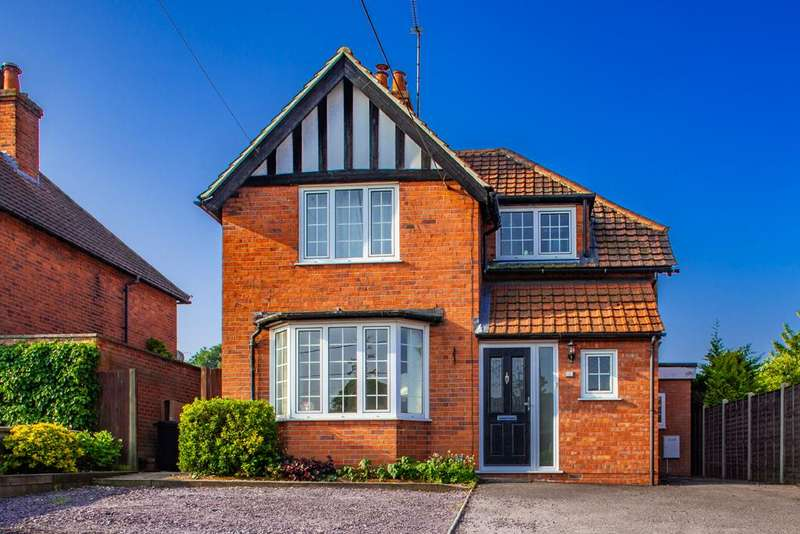 4 Bedrooms Detached House for sale in 4 Elvendon Road, Goring on Thames, RG8