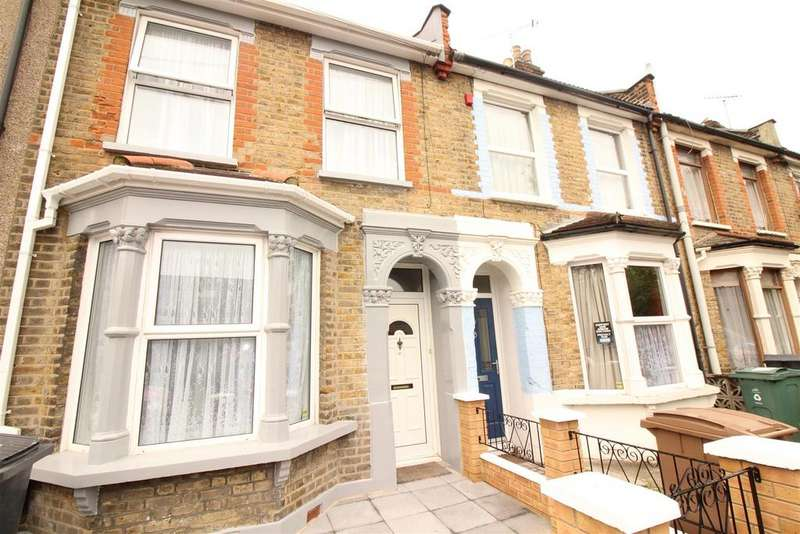 4 Bedrooms Terraced House for sale in Roberts Road, London