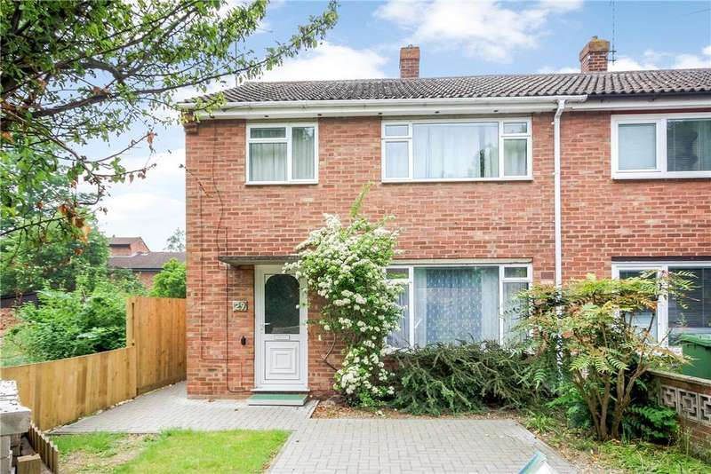 3 Bedrooms Semi Detached House for sale in Neale Close, Cambridge, CB1