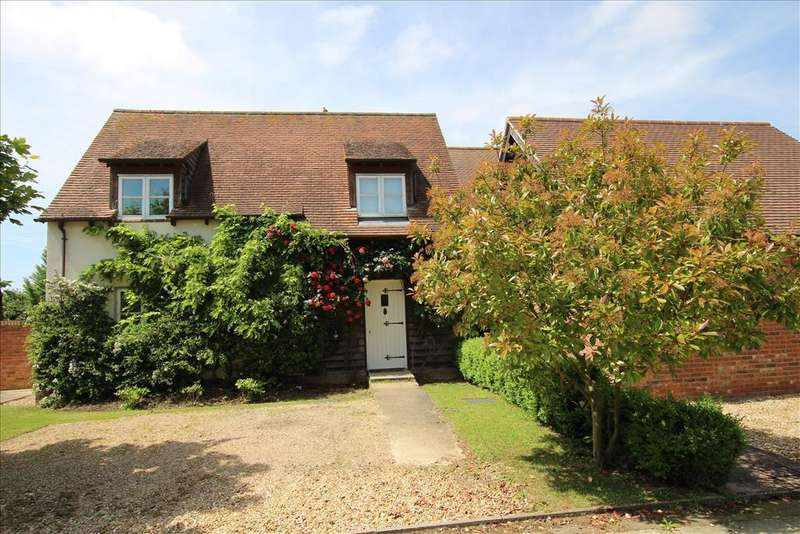 3 Bedrooms Detached House for sale in Mill Courtyard, STEEPLE MORDEN, SG8