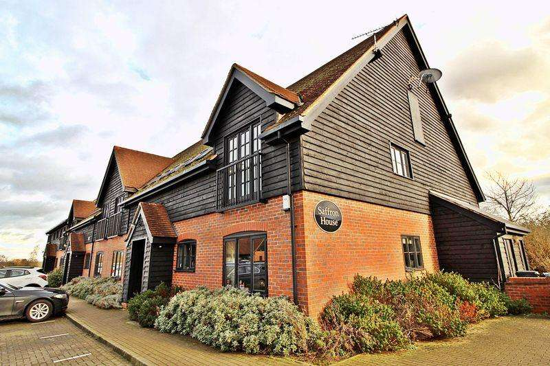 2 Bedrooms Apartment Flat for sale in Kingsfield Road, Biggleswade