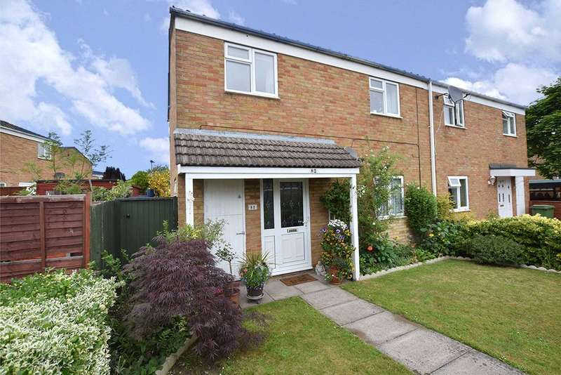 3 Bedrooms Semi Detached House for sale in Melrose, Birch Hill, Bracknell, Berkshire, RG12