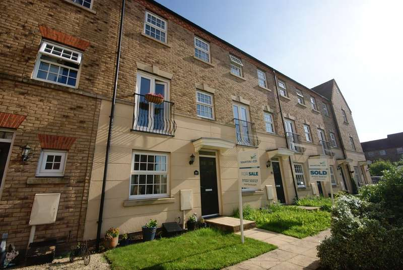 4 Bedrooms Property for sale in Squirrel Chase , Witham St Hughs, Lincoln LN6