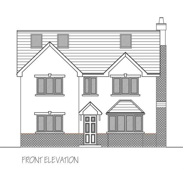 5 Bedrooms Detached House for sale in Cook Rees Avenue, Cimla, Neath, West Glamorgan