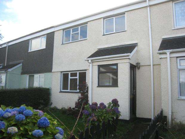 3 Bedrooms Terraced House for sale in Culverland Park, Liskeard, Cornwall