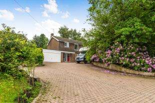 4 Bedrooms Detached House for sale in Vicarage Lane, Burwash Common, Etchingham, East Sussex