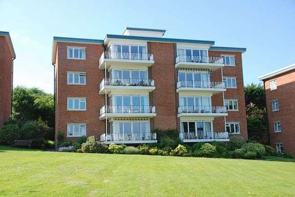 2 Bedrooms Flat for sale in Cottington Court, Sidmouth