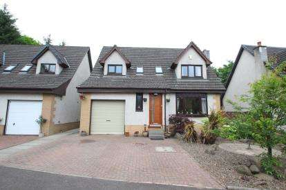 4 Bedrooms Detached House for sale in Glenfield, Livingston Village
