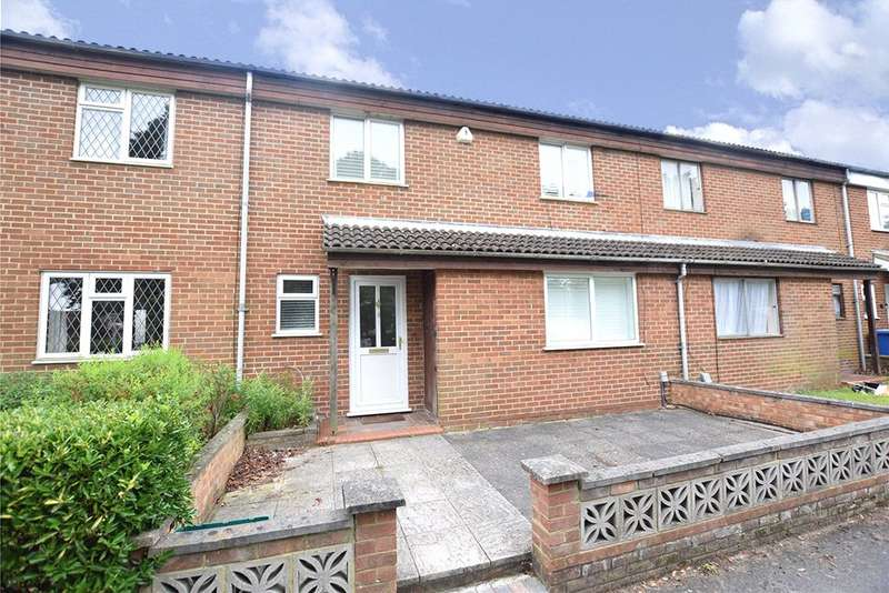 3 Bedrooms Terraced House for sale in Nettlecombe, Bracknell, Berkshire, RG12