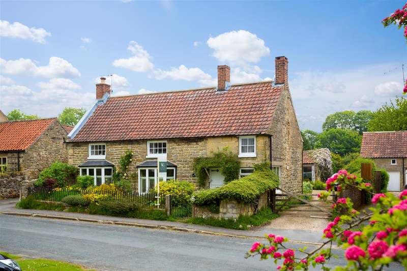 4 Bedrooms Cottage House for sale in Oak Crag, Lockton, Pickering,, YO18 7PZ