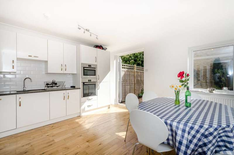 5 Bedrooms Terraced House for sale in Malbrook Road, West Putney, SW15