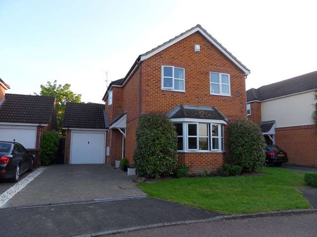 3 Bedrooms Detached House for sale in Munday Court, Temple Park, Binfield