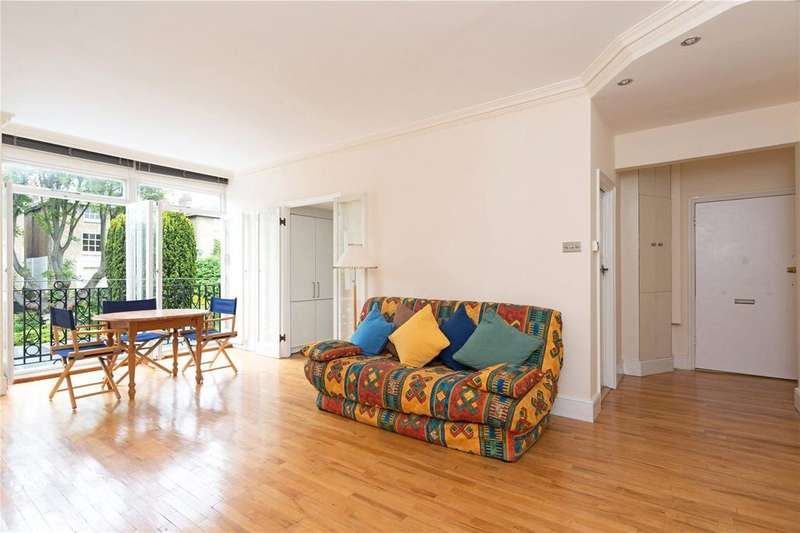 1 Bedroom Flat for sale in Carlton Hill, St John's Wood, London, NW8
