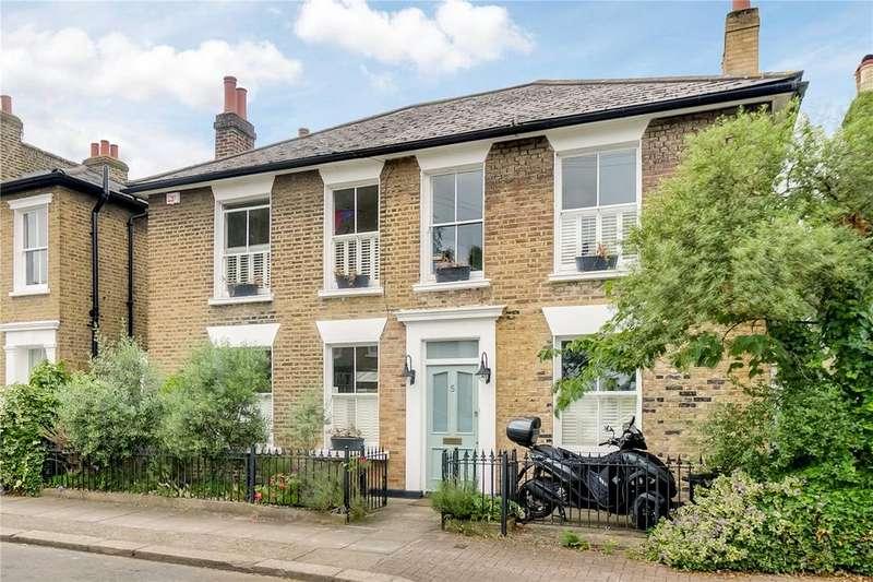5 Bedrooms Detached House for sale in Pentlow Street, Putney, London