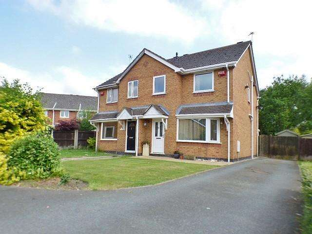 3 Bedrooms House for sale in Holkham Close, Foxley Heath, Widnes