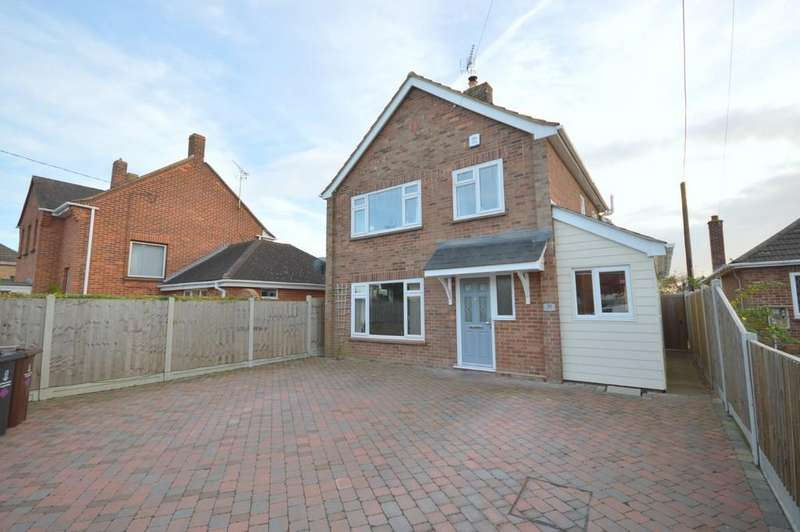 4 Bedrooms Detached House for sale in D'arcy Road, Colchester