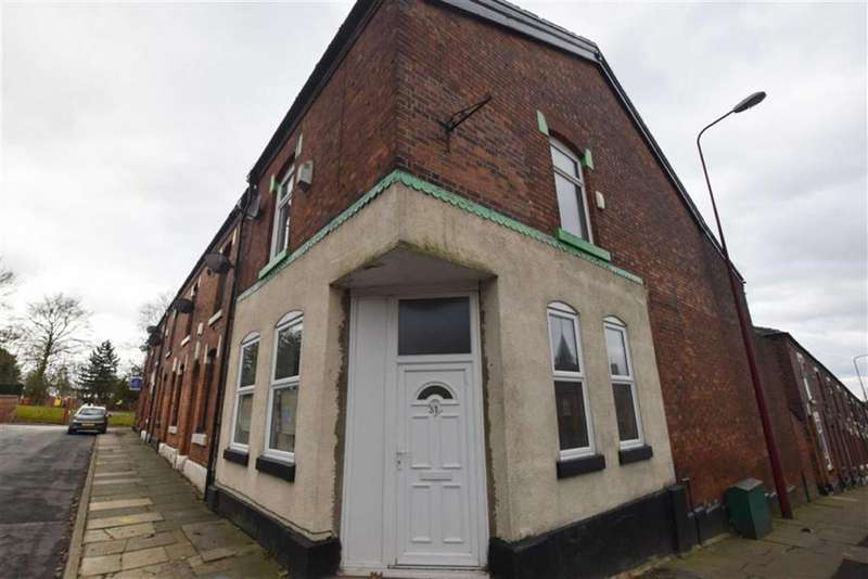 3 Bedrooms End Of Terrace House for sale in Brunswick St, Dukinfield