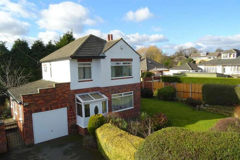 4 Bedrooms Detached House for sale in Spen View Lane, Bierley, BD4