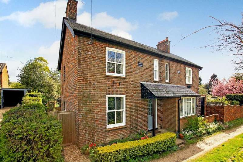 2 Bedrooms Semi Detached House for sale in Cherry Tree Lane, Buckland Common, Tring, HP23
