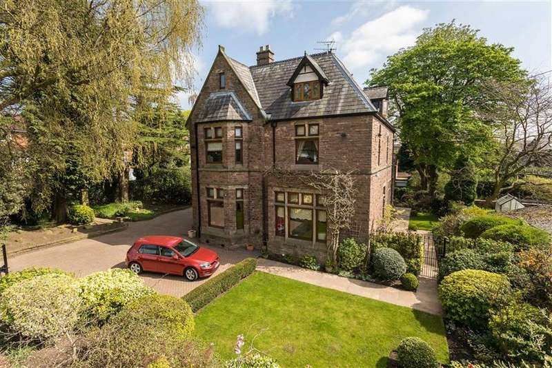 7 Bedrooms Detached House for sale in Enville Road, Bowdon, Cheshire, WA14