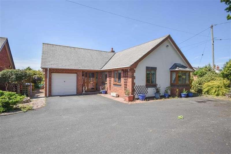 3 Bedrooms Detached Bungalow for sale in Llandyrnog, Denbigh