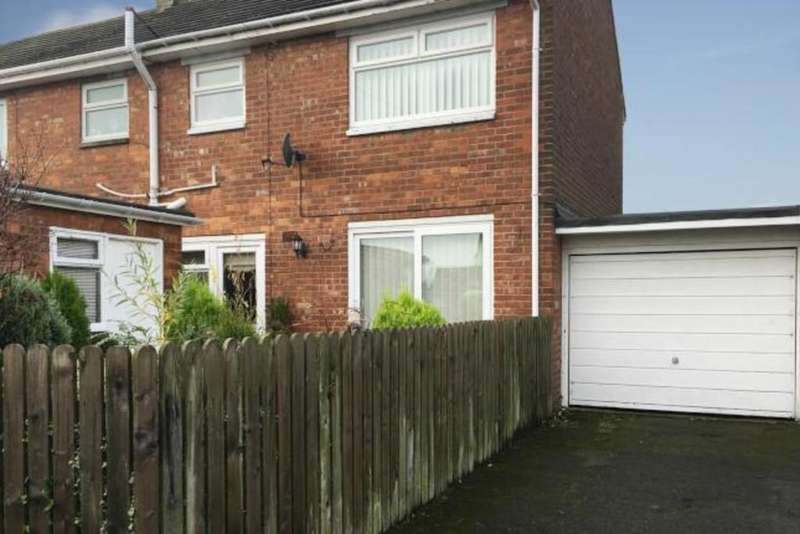 2 Bedrooms Terraced House for sale in Greenfield Terrace, Annfield Plain