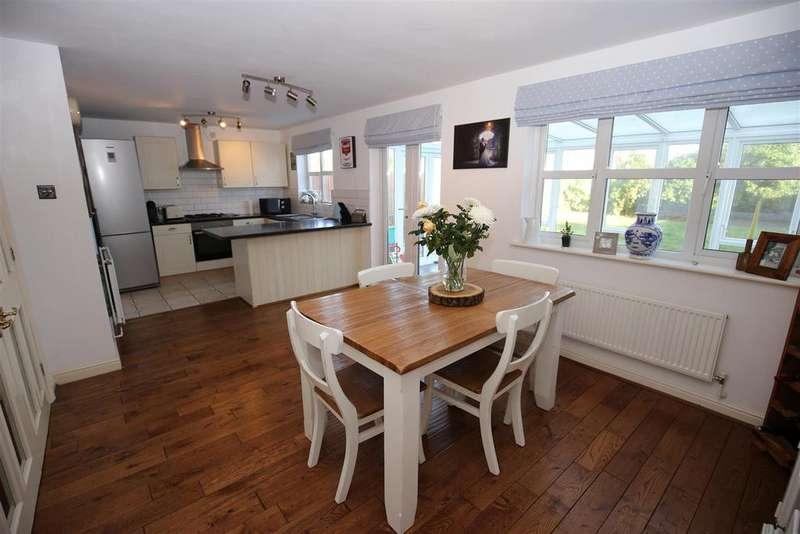 4 Bedrooms Detached House for sale in Lockham Farm Avenue, Boughton Monchelsea
